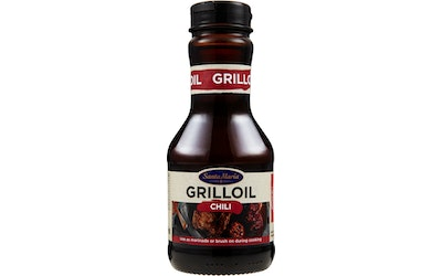 Santa Maria BBQ Grill Oil Chili 270ml