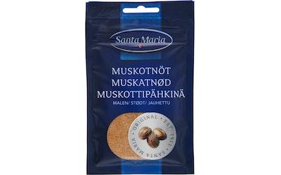 Santa Maria muskottipähkinä jauhettu 24g