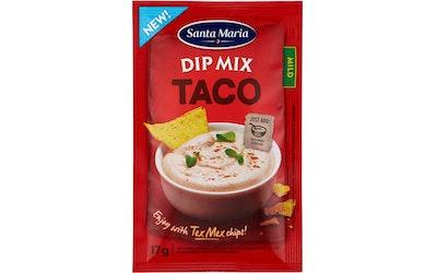 SM Tex Mex Taco Dip Mix 17g