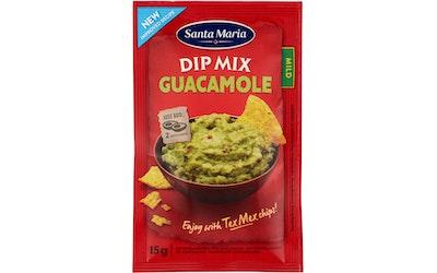 SM Tex Mex Guacamole Dip Mix 15g