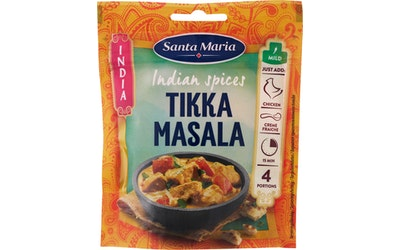 SM India Tikka Masala Spice Mix 35g