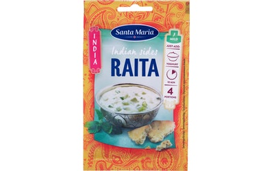 SM India Raita Spice Mix 8g
