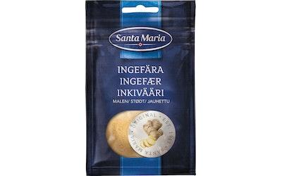 Santa Maria inkivääri jauhettu 20g