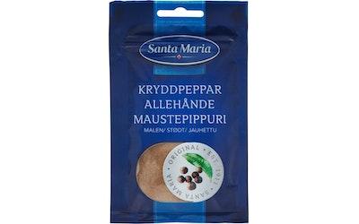 Santa Maria maustepippuri jauhettu 20g