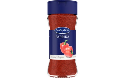 Santa Maria paprika 59g jauhettu