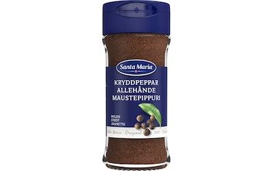 Santa Maria maustepippuri jauhettu 26 g