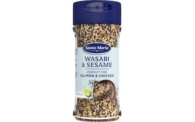 SM wasabi-sesame 44g mausteseos