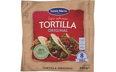 Santa Maria Tex Mex Tortilla 200g Small