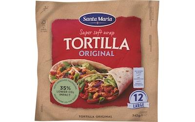 Santa Maria Tex Mex Tortilla 742g original Large