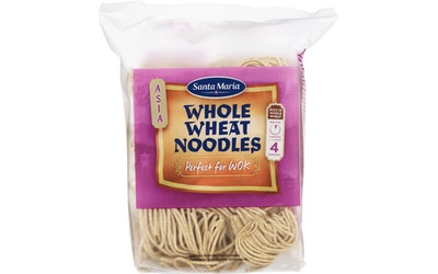 Santa Maria Whole Wheat Noodles 200g