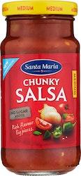 SM Tex Mex Chunky Salsa Medium 230g
