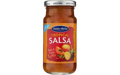 SM Tex Mex Tropical Salsa medium 230g