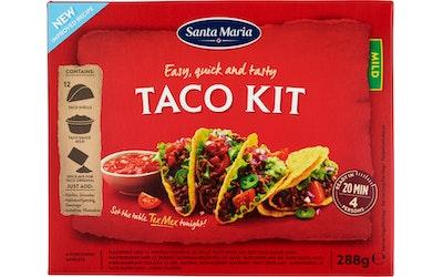 SM Tex Mex Taco Dinner 12-pack. 288g