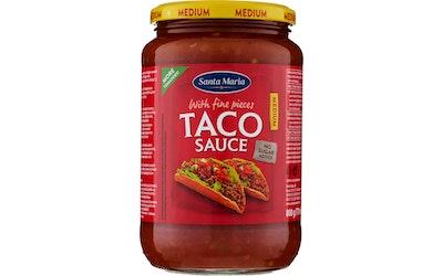 SM Tex Mex Taco Sauce medium 800g