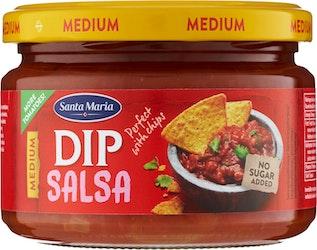 Santa Maria tex mex salsa dip medium250g