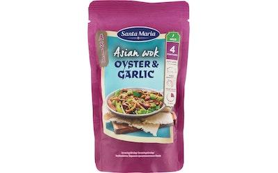 SM Asian Wok maustekastike 150g Oyst-Garlic