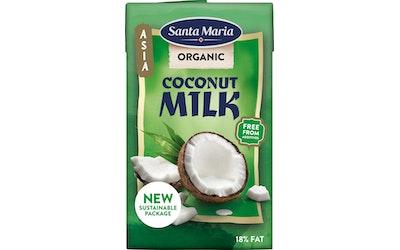 SM Coconut milk 250ml Luomu