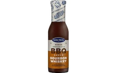Santa Maria American Style BBQ Sauce 370g Bourbon Whiskey