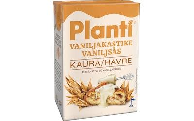 Planti creamy vanilla vaniljakastike 2 dl