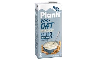 Planti YogOat 0,75l maustamaton