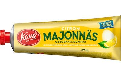 Kavli sitruunanmakuinen majoneesi  275 g