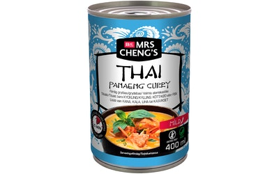 Mrs Chengs ateriakast 400ml Thai Panaeng