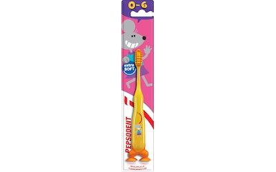 Pepsodent Kids hammasharja alle 6-vuotiaille
