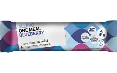 Allévo one meal 58g blueberry