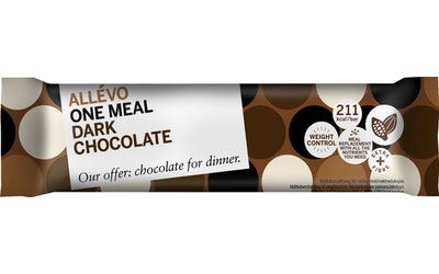 Allévo one meal 57g dark chocolate