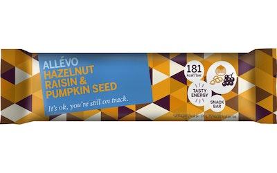 Allévo patukka 40g hazel-raisin-pumpkin seed