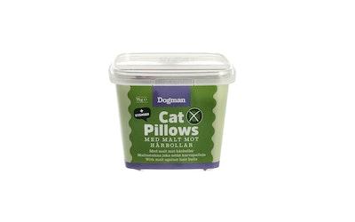 Dogman cat pillows karvapallonestäjä 75g kissa