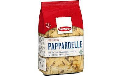 Semper Pappardelle 250g pasta gluteeniton