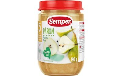 Semper Päärynää ja omenaa 190g 5-6kk