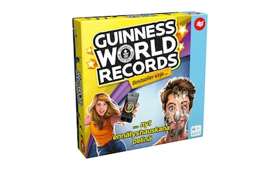 Guinnes World Records -peli