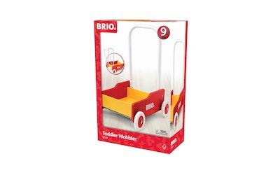 Brio kävelyvaunu punainen