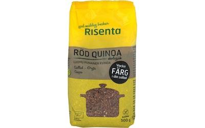 Risenta punainen kvinoa 500g luomu
