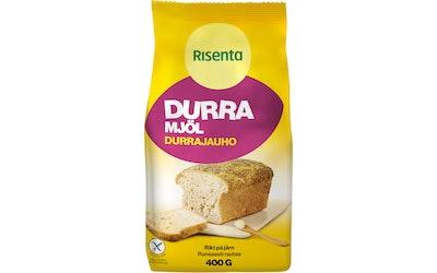 Risenta Durrajauho 400g gluteeniton