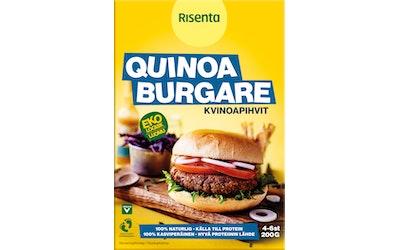 Risenta kvinoapihvit 200g luomu