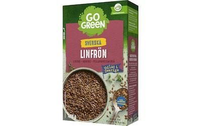 GoGreen pellavansiemeniä 400 g