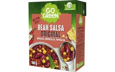 GoGreen Bean Salsa Original 380g