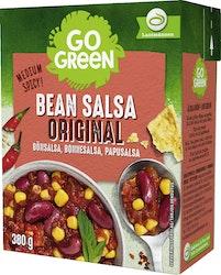 GoGreen bean salsa original 380 g