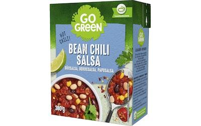 GoGreen Bean Chili Salsa 380g