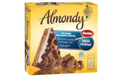 Almondy Marenkikakku Marabou 400 g