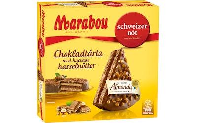 Almondy Marabou mantelikakku schweitzernöt 400g