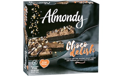Almondy choco delish kakku 450g pakaste