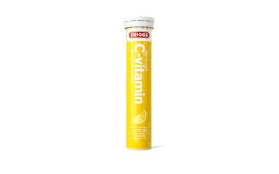 Friggs C-vitamiini poretabletti 20kpl 80g sitruuna
