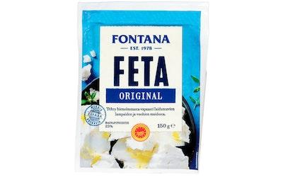 Fontana Feta 150g Original