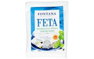 Fontana Feta Kreikkalaiset Yrtit 130g