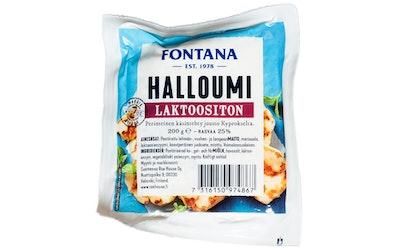 Fontana Halloumi laktoositon 200g