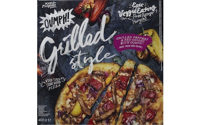 Oumph pizza grilled style 400g